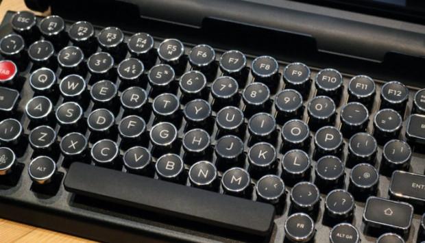 Qwerkywriter mekanik iPad klavyesiyle tanışın - Page 4