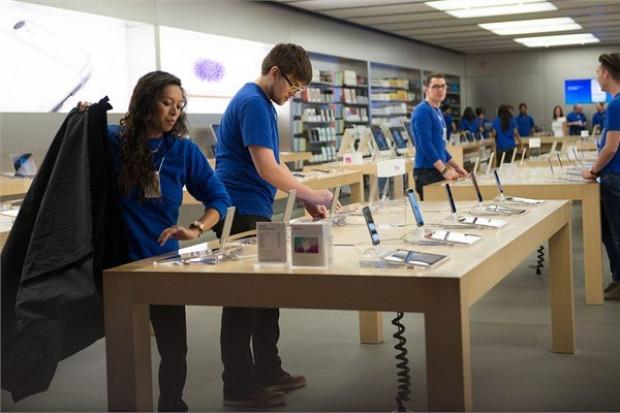 Rakiplerinden Apple'a alaylı göndermeler - Page 1