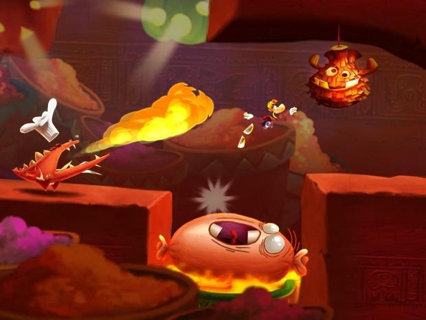 Rayman Fiesta Run'dan ekran görüntüleri - Page 2
