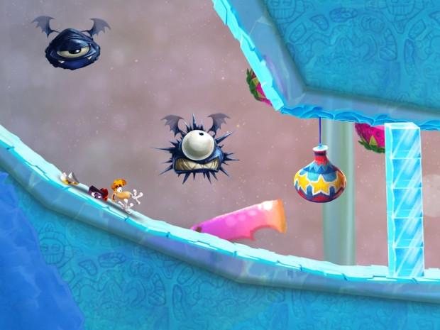 Rayman Fiesta Run'dan ekran görüntüleri - Page 3