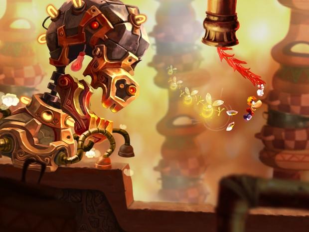 Rayman Fiesta Run'dan ekran görüntüleri - Page 4