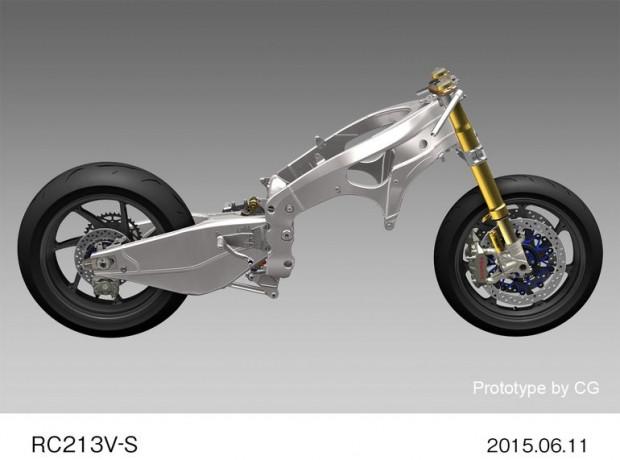 RC213V-S MotorGP parçalarına ayrıldı - Page 2