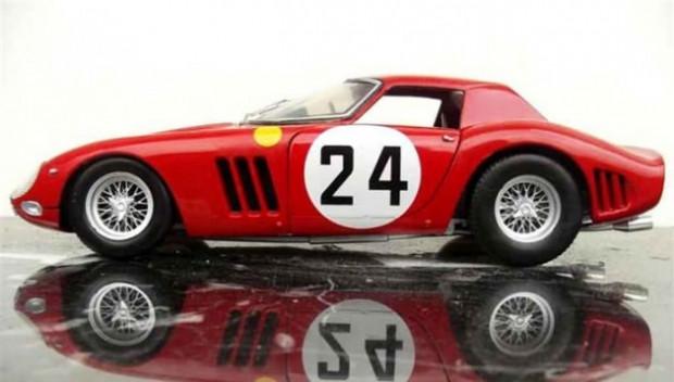 Rekor fiyatlara satılan Ferrari'ler - Page 1