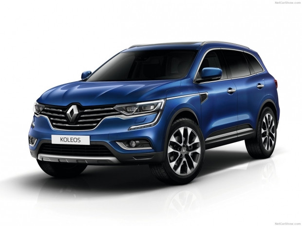 Renault 2017 Koleos - Page 1