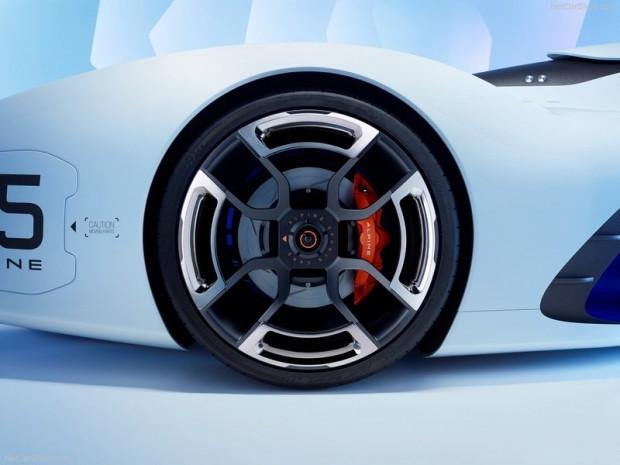 Renault Alpine Vizyon Gran Turismo Concept - Page 4