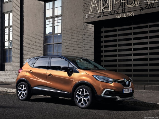 Renault Captur  2018 versiyonu - Page 3
