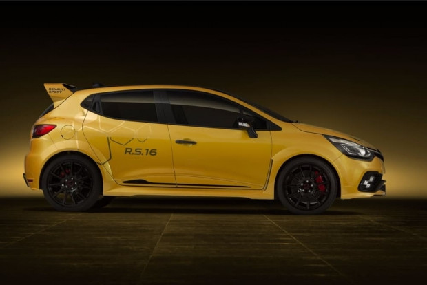 Renault Clio RS 16 konsept - Page 3