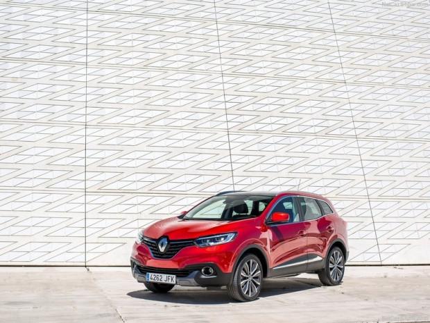 Renault Kadjar 2016 performans sırasında görüntülendi - Page 4