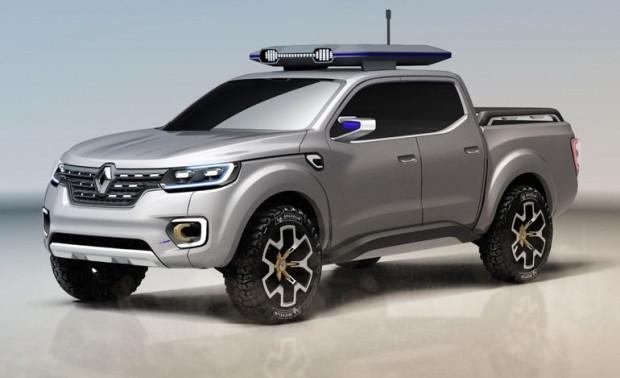 Renault kamyonet konsepti Alaskan - Page 2
