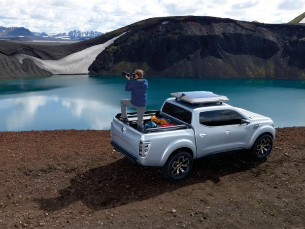 Renault kamyonet konsepti Alaskan - Page 3