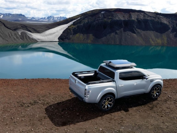 Renault kamyonet konsepti Alaskan - Page 4