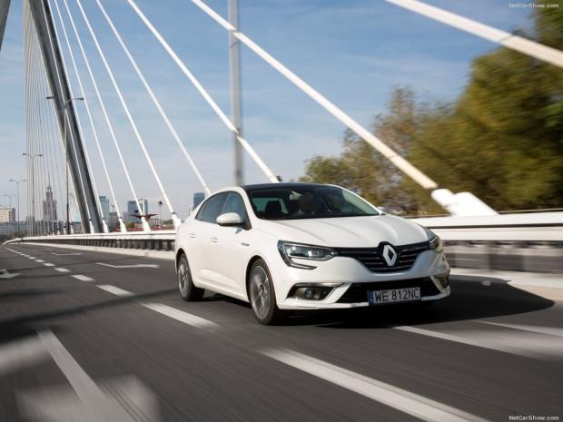 İşte karşınızda 2017 model Renault Megane Sedan! - Page 1