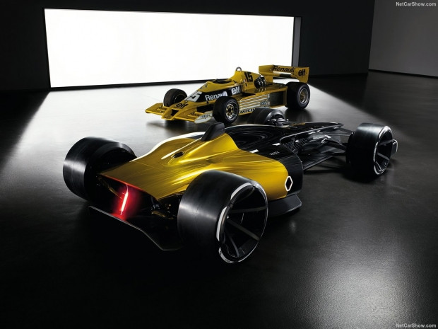 Renault RS 2027 Vizyon Konsepti - Page 2