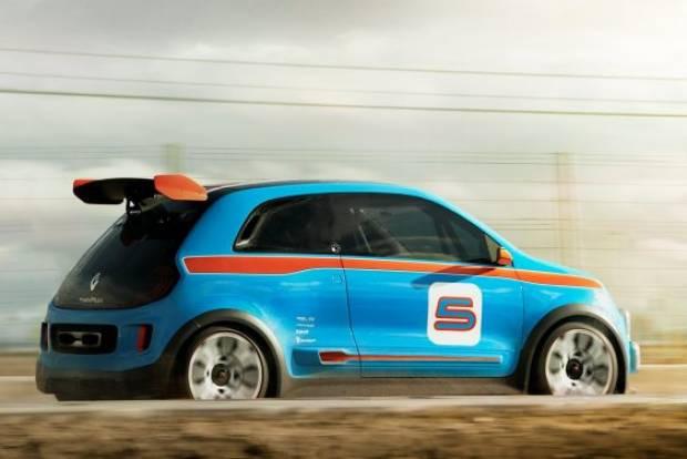 Renault Twin-Run konsept duyuruldu - Page 1