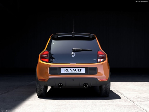 Renault Twingo GT 2017 - Page 1