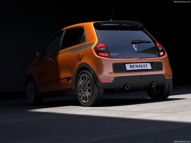 Renault Twingo GT 2017 - Page 3