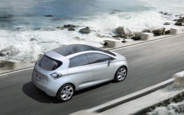 Renault Zoe, 5 TL ile 150 kilometre gidiyor - Page 1