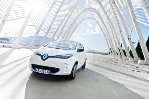 Renault ZOE,görüntüsüyle göz dolduruyor - Page 2