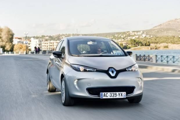 Renault ZOE,görüntüsüyle göz dolduruyor - Page 3
