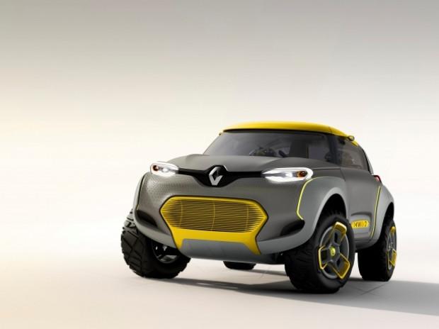Renault'dan yepyeni muhteşem konsept KWID! - Page 1