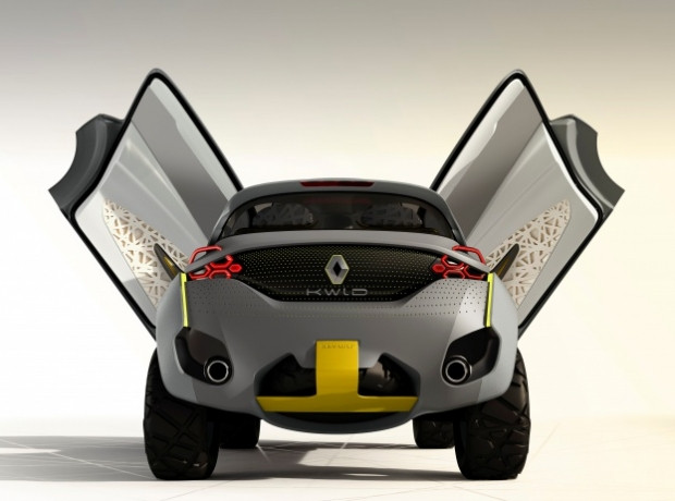 Renault'dan yepyeni muhteşem konsept KWID! - Page 2