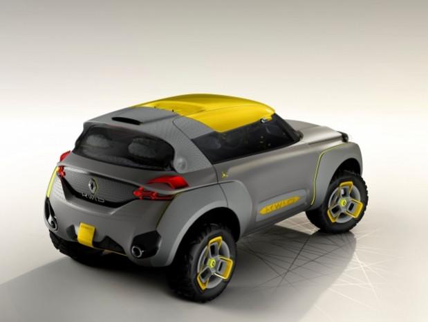 Renault'dan yepyeni muhteşem konsept KWID! - Page 3