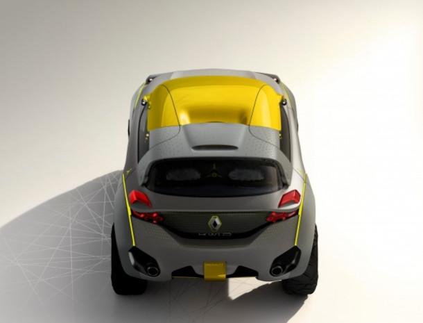 Renault'dan yepyeni muhteşem konsept KWID! - Page 4