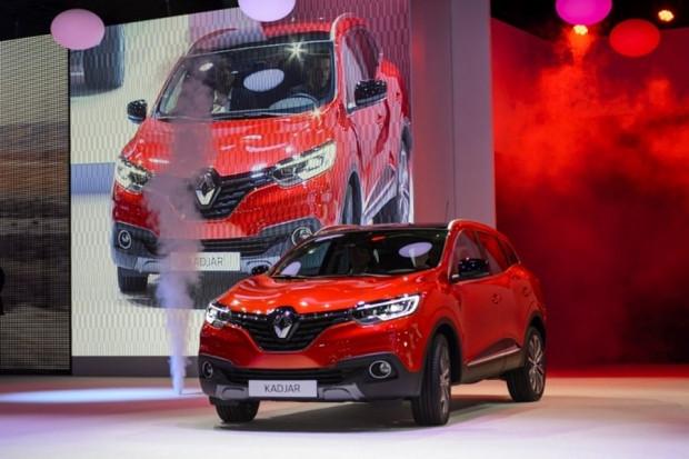 Renault'nun yeni 'crossover'ı Cenevre'de - Page 2