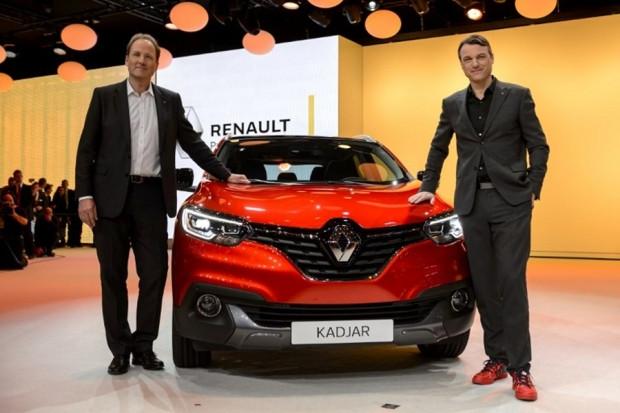Renault'nun yeni 'crossover'ı Cenevre'de - Page 3