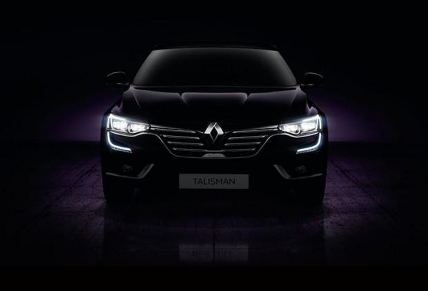 Renault,Talisman ile pazara iddialı bir giriş yaptı - Page 1