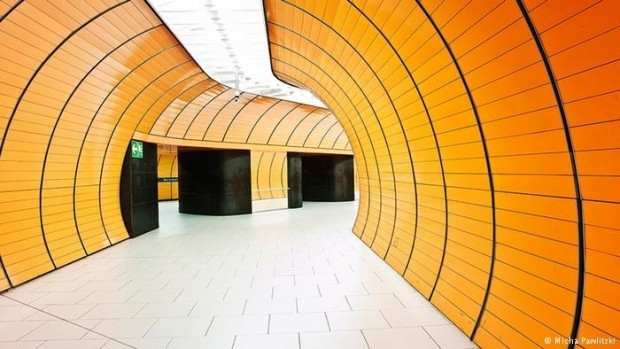 Renkli metro istasyonları - Page 1