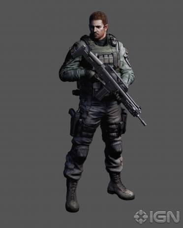 Resident Evil 6'dan birbirinden muhteşem görüntüler! - Page 2