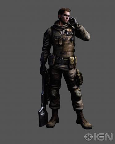 Resident Evil 6'dan birbirinden muhteşem görüntüler! - Page 3