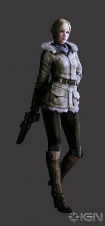 Resident Evil 6'dan birbirinden muhteşem görüntüler! - Page 4