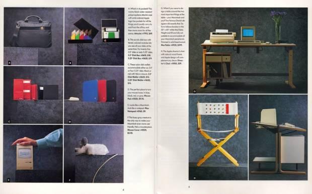 Resimlerde Apple'ın 1980'lerde giyim kataloğu - Page 2