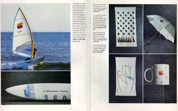 Resimlerde Apple'ın 1980'lerde giyim kataloğu - Page 3