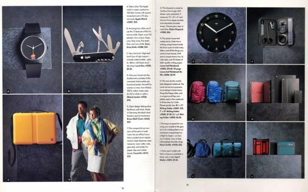 Resimlerde Apple'ın 1980'lerde giyim kataloğu - Page 4