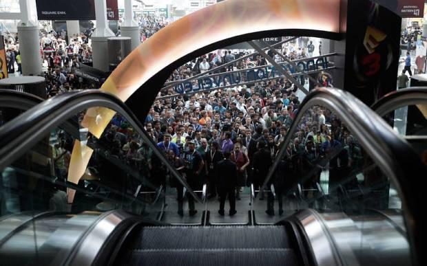 Resimlerde E3 2012 - Page 1
