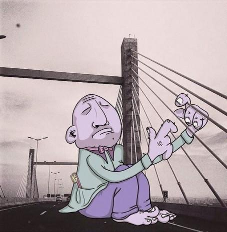 Resimlere karikatür illüstrasyonları ekliyor - Page 2