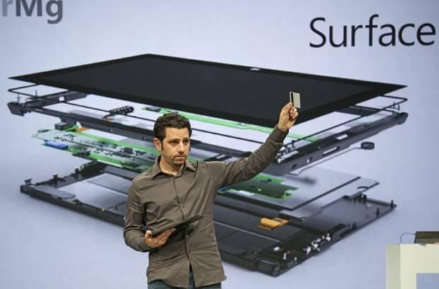 Resimlerle Microsoft Surface Windows 8 tabletler - Page 2