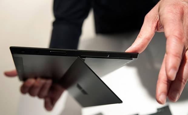 Resimlerle Microsoft Surface Windows 8 tabletler - Page 3