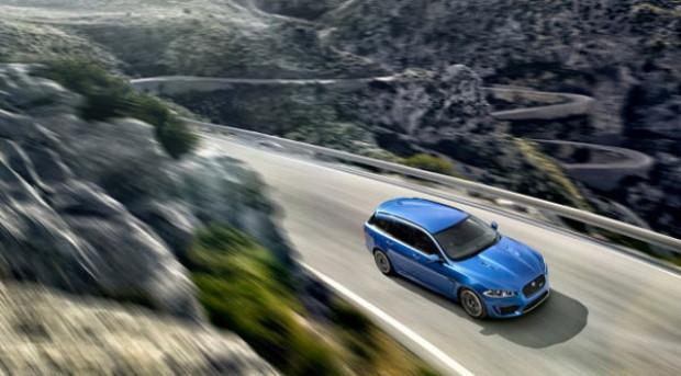 Resmi görselleriyle Jaguar XFR-S Sportbrake! - Page 1