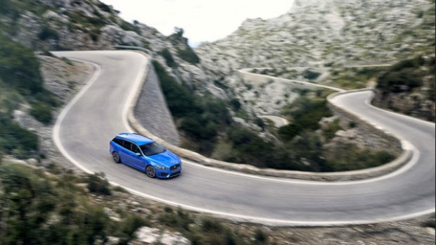 Resmi görselleriyle Jaguar XFR-S Sportbrake! - Page 2