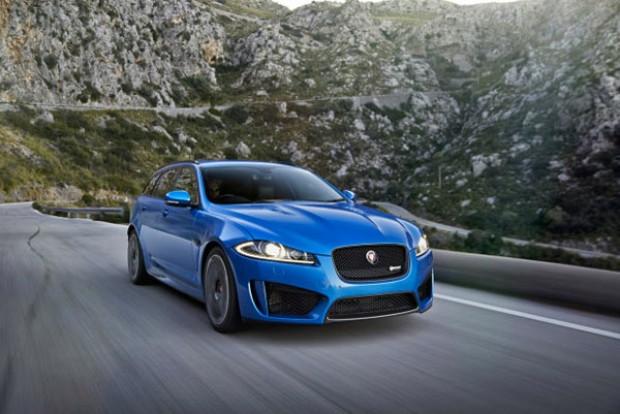 Resmi görselleriyle Jaguar XFR-S Sportbrake! - Page 4