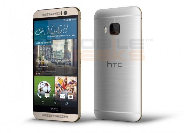 Resmi HTC One M9 ve fiyatı! - Page 1