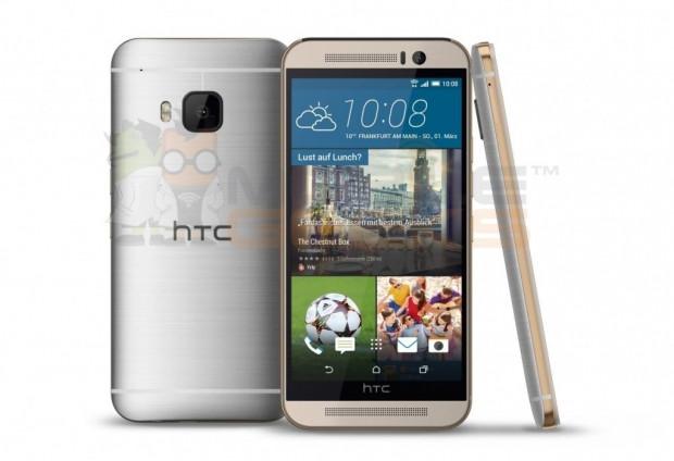 Resmi HTC One M9 ve fiyatı! - Page 2