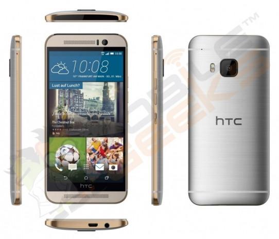 Resmi HTC One M9 ve fiyatı! - Page 3