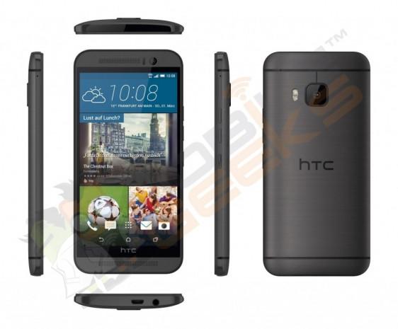 Resmi HTC One M9 ve fiyatı! - Page 4