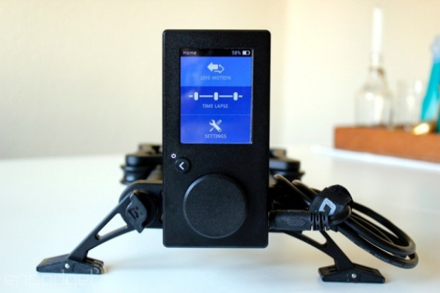 Rhino Slider Evo modüler kamera hareket aracı - Page 2