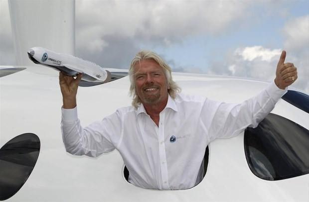 Richard Branson Mars'a otel yapacak! - Page 1